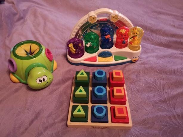 Mega Paka dla dzieciaka :: Zabawki dla malucha