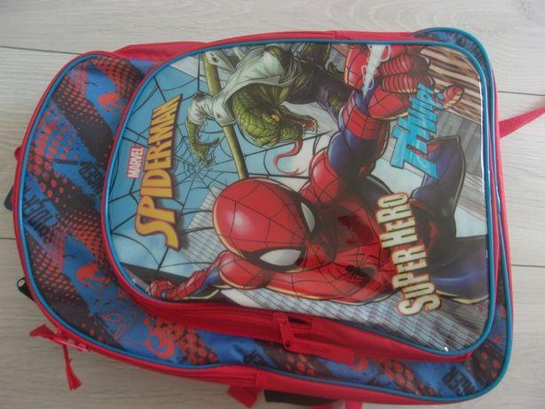 plecak spiderman nowy przedszkole szkoła
