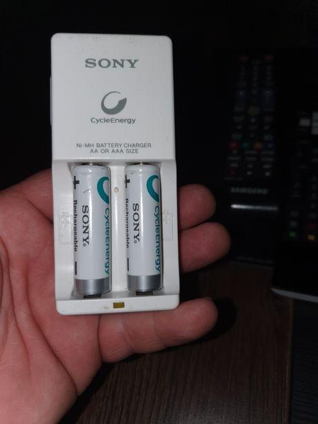 Akumulatorowa ładowarka Sony