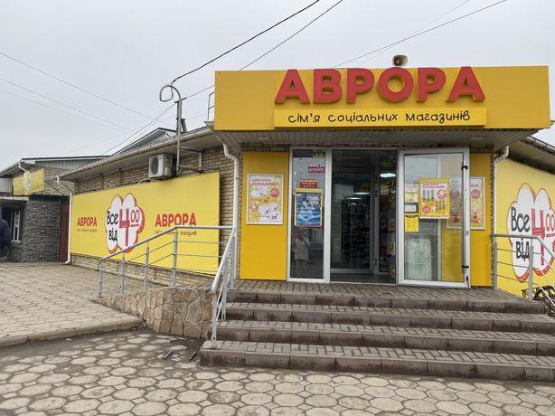 Продам торговое помещение в Павлыше по улице Ленина.