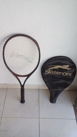 Raquete ténis slazenger.excelente estado