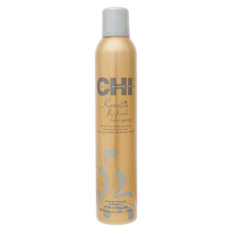 Лак для волос сильной фиксации - CHI Keratin 284 g