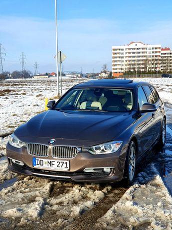 BMW 330xd harman kamery 360 panorama bogate wyposażenie
