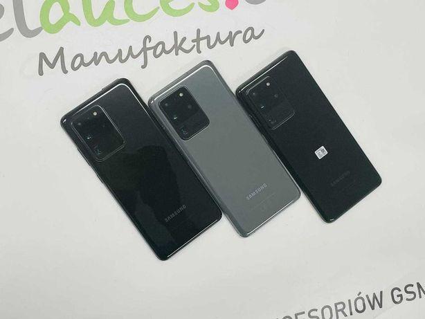 Samsung S20 Ultra Grey/Black Dual Sim 12/128Gb Manufaktura Telakces