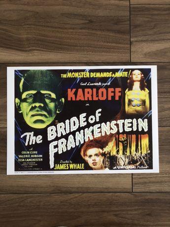 Plakatfilmowy poster The bridge of Frankenstein nowy Universal Picture
