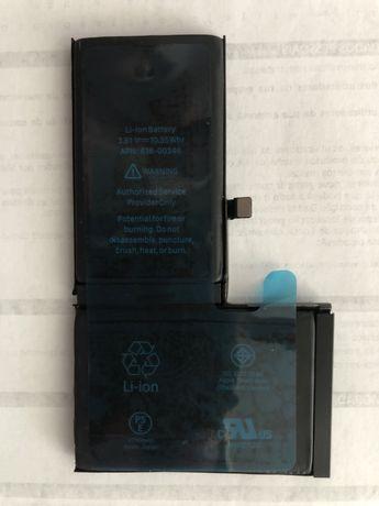 Bateria iPhone X usada a 85%