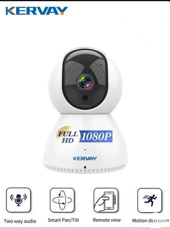 Камера видеонаблюдения, wifi ip-camera, 1080p full hd.