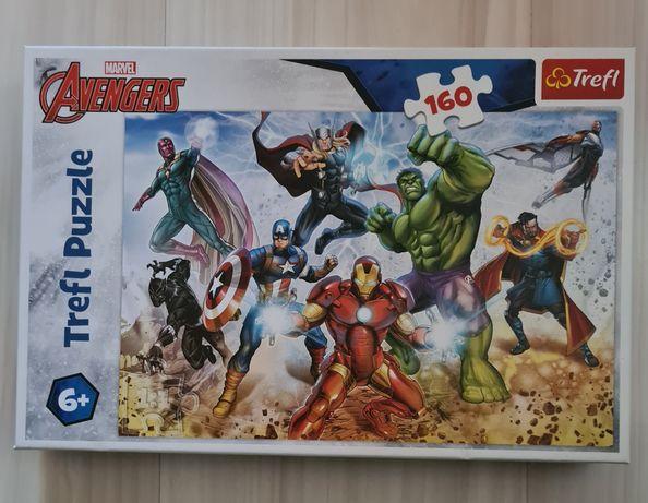 Puzzle Trefl Avengers