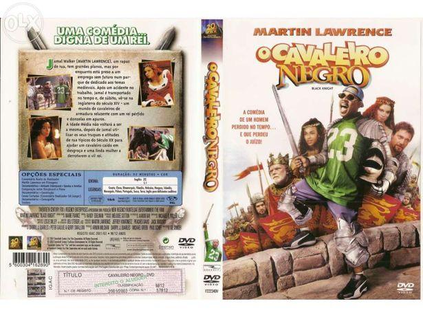 O cavaleiro negro (Portes Incluídos)