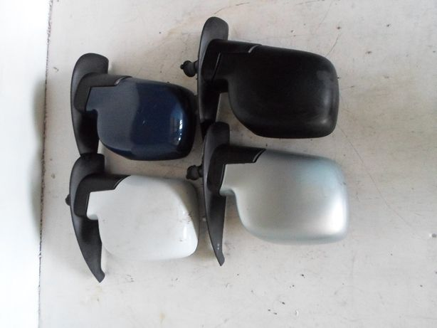 Зеркало заднего вида (електро, механика) Рено Кенго '08-12 kangoo