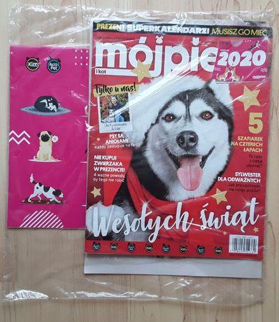 Mój pies i kot magazyn listopad/grudzień 19 z kalendarzem
