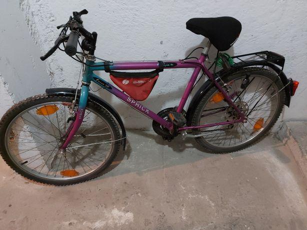 Rower młodzieżowy