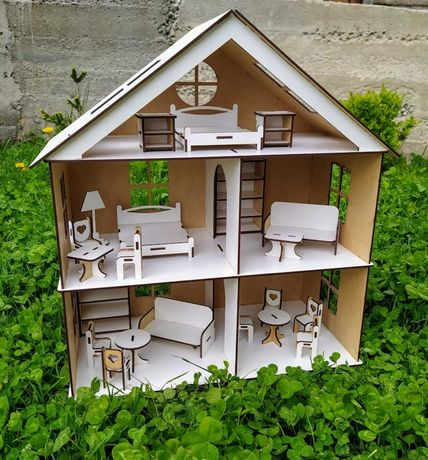 Домик для кукол lol. Кукольный дом. Домик игрушечный. Будиночок.