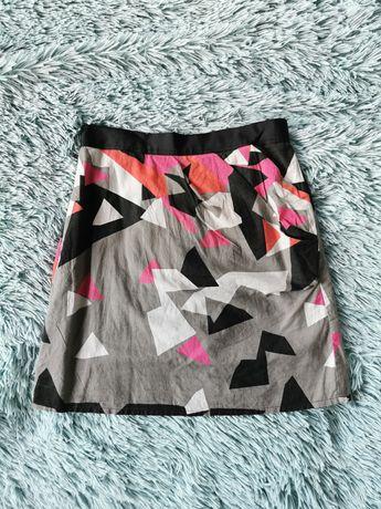 Spódnica geometrycznefr wzory 36