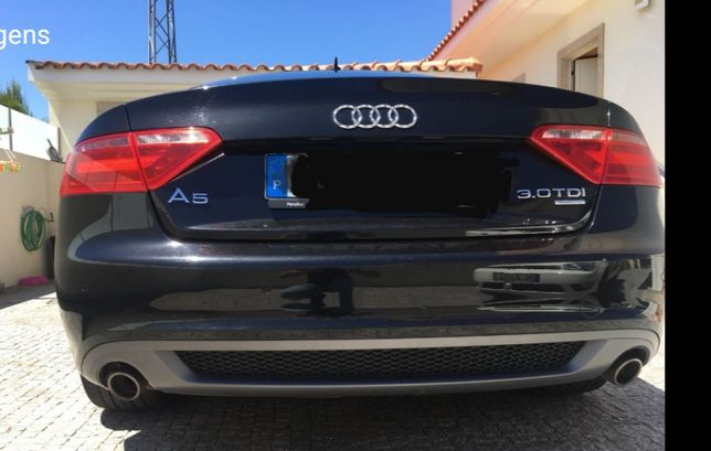 Audi A5 3.0 tdi quattro !!! Sline . Nacional !!! MUITOS  EXTRAS !!!