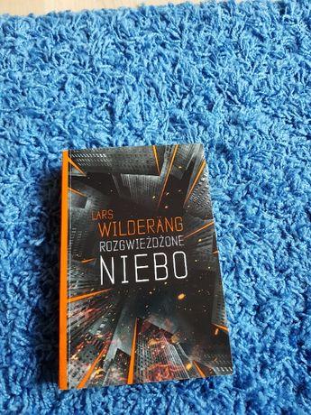 "Książka ""Rozgwieżdżone niebo"" - Lars Wilderang"