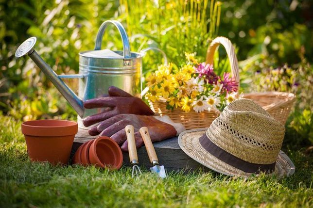 Ogrodnik: drobne prace ogrodowe