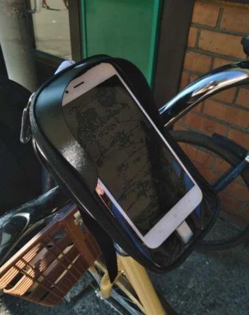 Bolsa bicicleta/telemovel
