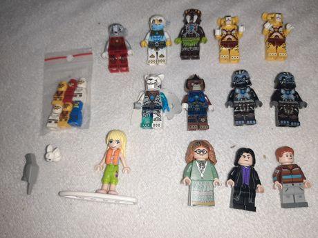 Lego figurki harry potter chima frends