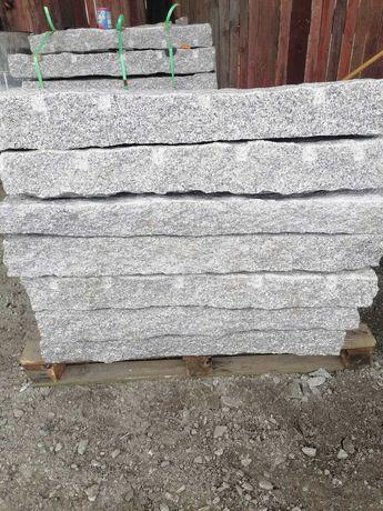 Opornik granitowy, palisada granitowa, opór
