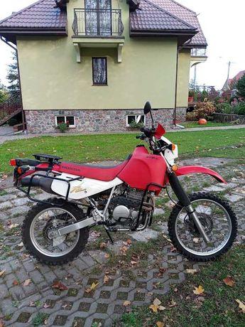 Honda XR 650L  2008 rok