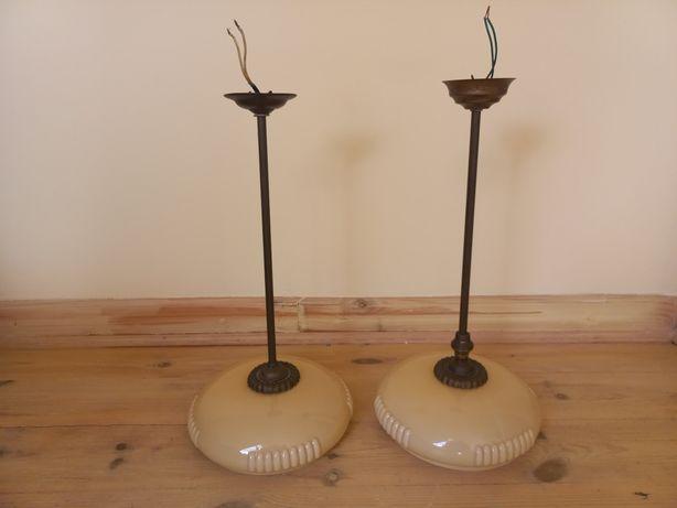 Lampy wiszące antyczne