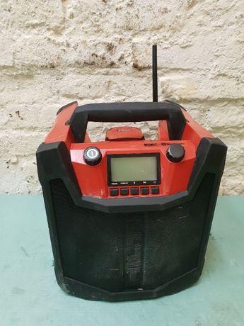 Radio budowlane akumulatorowe HILTI RC4/36 - DAB 2018 rok