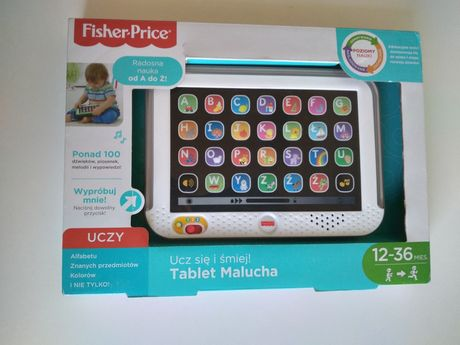 Tablet Fisher  Price pl