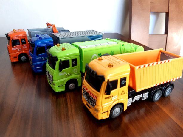 Ciężarówki  4szt.