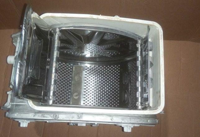 Бак в сборе с барабаном для стиральной машинки INDESIT 14803727501