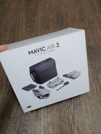 Квадрокоптер DJI Mavic Air 2 Fly More Combo / Новый, гарантия!