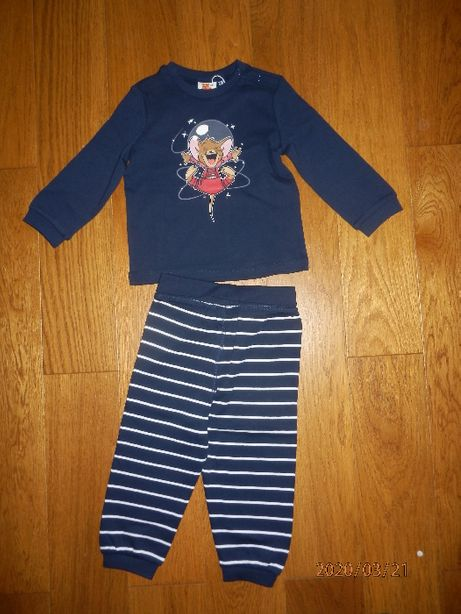 Ubrania dla chłopca rozm. 86 NOWE