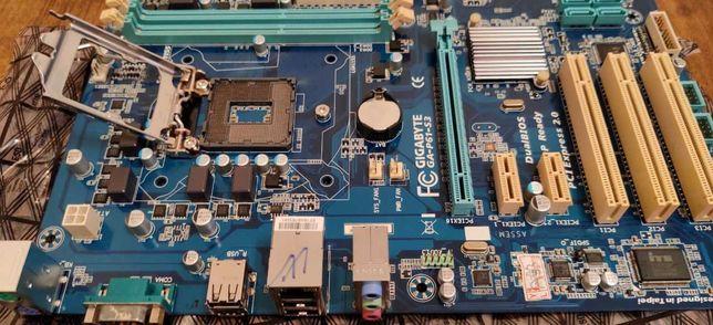 Материнские платы Intel 1155