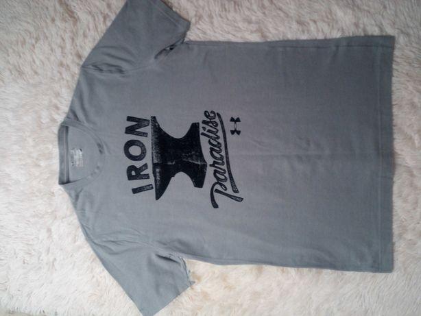 T-shirt męski under armour rozmiar m