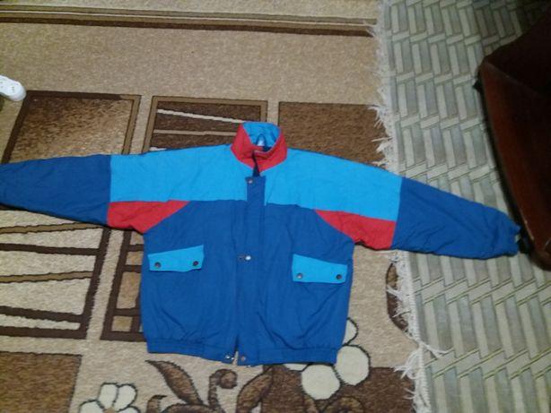 Куртка на хлопчика весна-осінь