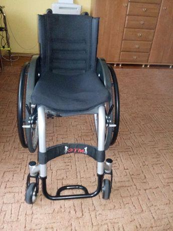 wózek inwalidzki gtm mustang