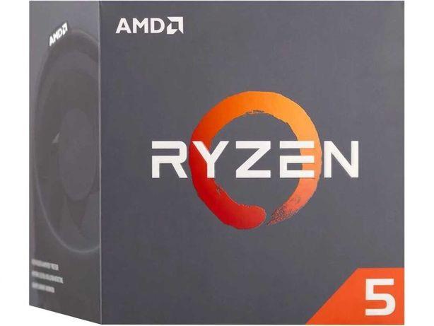 Ryzen 5 2600 usado - Cooler novo com nem 1 semana