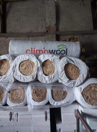 Wełna mineralna ClimoWool 10 rolek