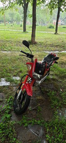 Ямаха. Yamaha YBR 125