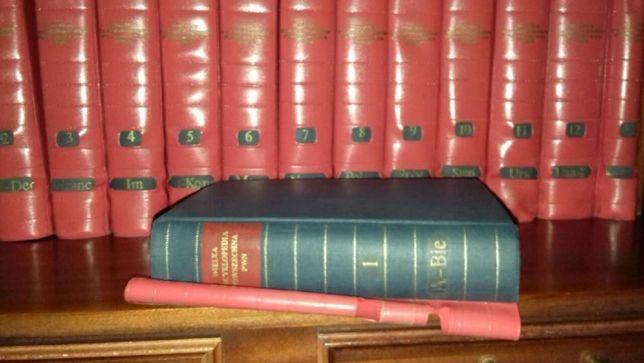 Encyklopedia PWN - 13 tomów