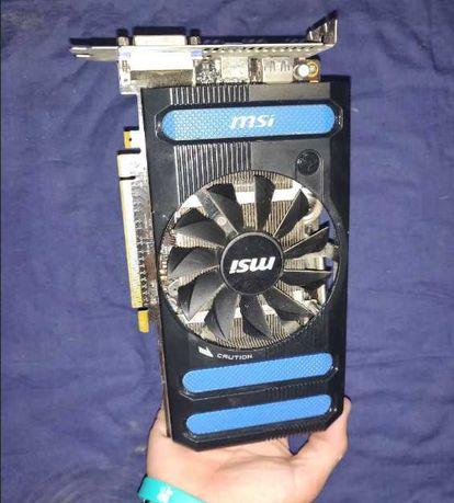 Видеокарта MSI nVidia GeForce GTX 660