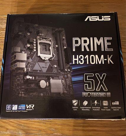 Материнская плата Asus Prime H310 M-K R2.0