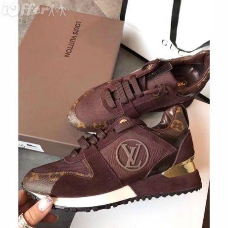 Louis Vuitton Run Away Brown