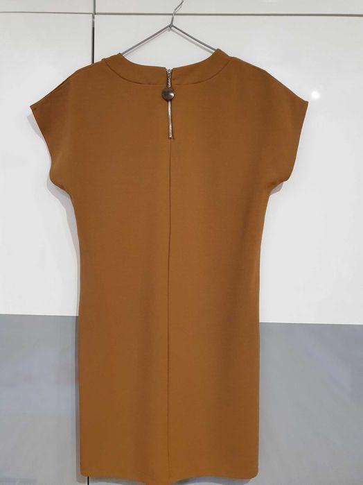 Sukienka Reserved 36 beżowa nowa Łęczna - image 1