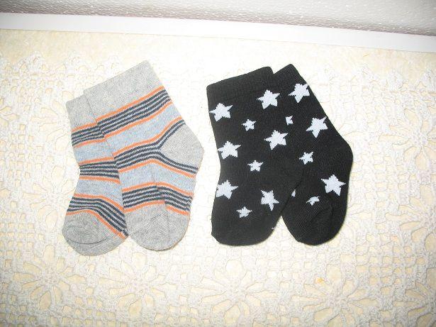 продам детские носки размером от самых маленьких и больше
