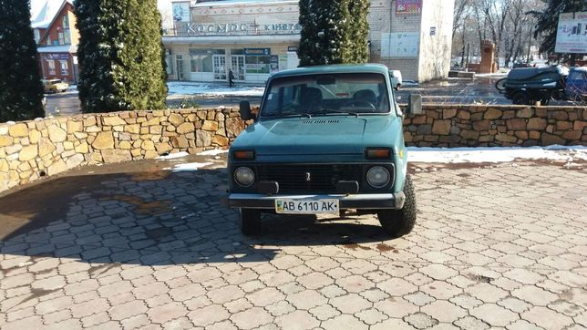 Продам ВАЗ 21213 Нива-Тайга