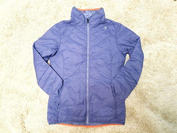 Куртка, натуральный пуховик KTEC р 46