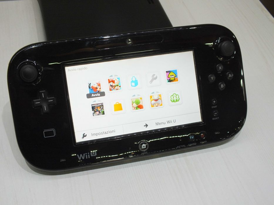 **Konsola Nintendo Wii U  32GB-Komplet-Lombard Stówka** Grudziądz - image 1
