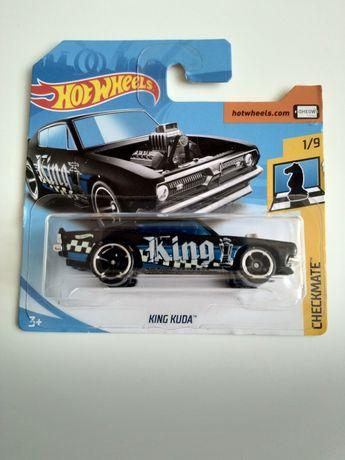 Hot Wheels King Cuda