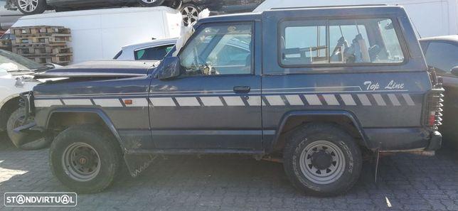 Peças Nissan Patrol  1990